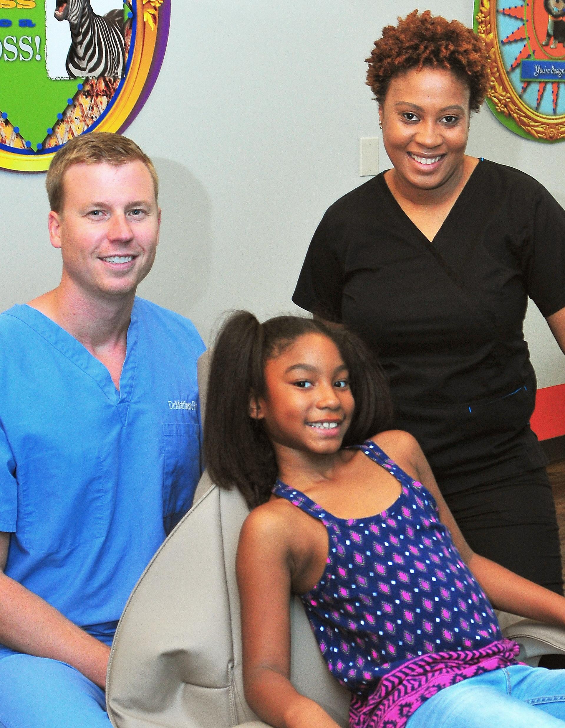 Dr. Harris & Patient